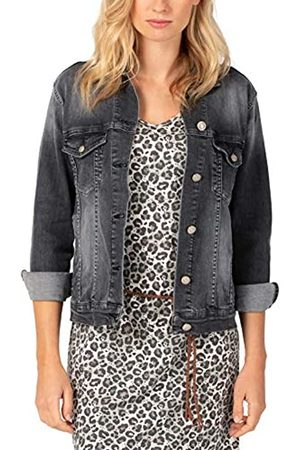 Timezone Damen Oversized Denim Jacket Jeansjacke