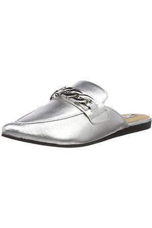 Bronx Damen BX 1480 BfennerX Pantoffeln, (Silver 100)