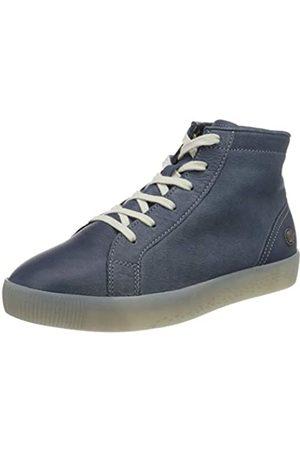 softinos Damen SALI583SOF Hohe Sneaker, (Navy 003)