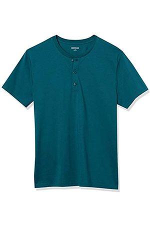Goodthreads Cotton Short-Sleeve Henley-Shirts