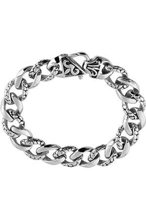 Shaghafi Herren Armband Edelstahl 22.00 mm 003129500005