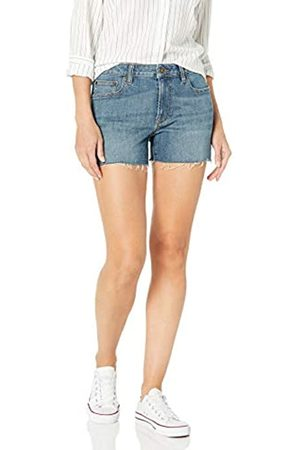 Goodthreads Denim Raw Edge shorts