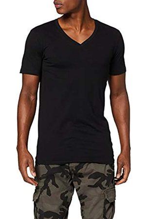 Urban classics Herren Basic V-Neck Tee T-Shirt