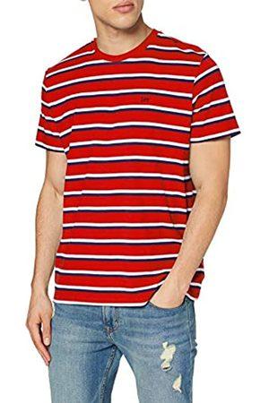 Lee Herren Stripe Tee T-Shirt