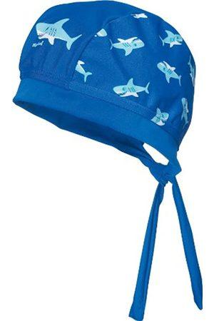 Playshoes Jungen UV-Schutz Kopftuch Hai Mütze