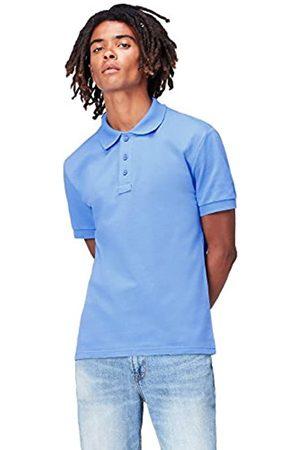 Activewear Herren Poloshirt Casual Solid