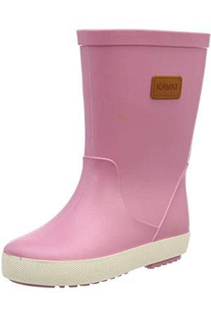Kavat Unisex-Kinder Skur WP Gummistiefel, Pink (Strawberry Rose 954)