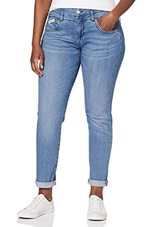 Herrlicher Damen Pearl Denim Stretch Slim Jeans