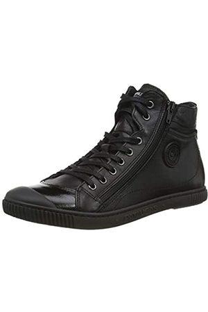 Pataugas Damen BONO/V F4D Hohe Sneaker, (Noir 850)
