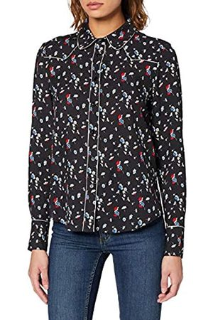 7 for all Mankind Womens Western Shirt