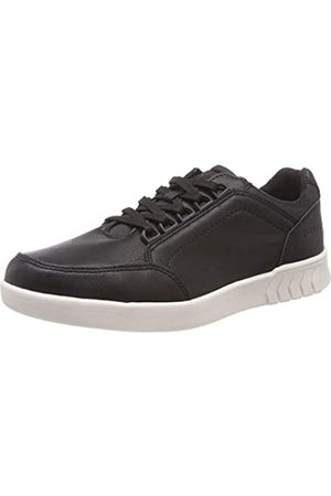TOM TAILOR Herren 5880101 Sneaker, (Black 00001)