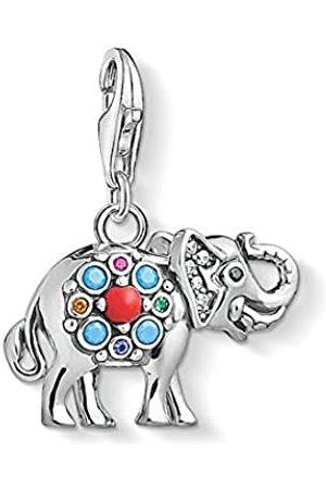 Thomas Sabo Damen-Anhänger indischer Elefant 925 Sterling 1668-506-7