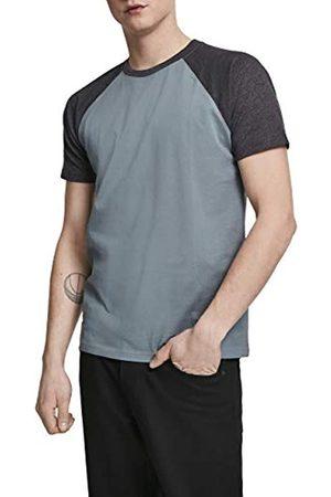 Urban classics Herren Raglan Contrast Tee T-Shirt