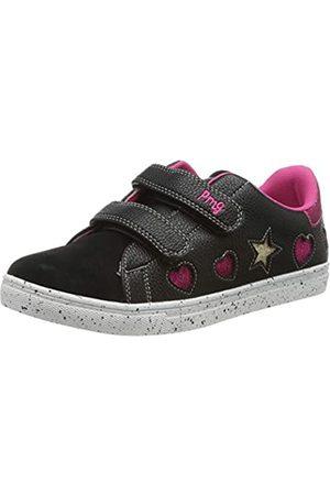 Primigi Mädchen PRS 44563 Sneaker, (Nero/Nero 4456311)
