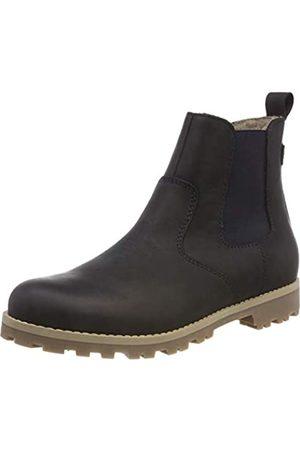 Froddo Unisex-Kinder Kids Ankle Boots G3160089 Schneestiefel, (Dark Blue I17)