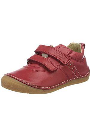 Froddo Unisex-Kinder G2130190 Kids Shoe Slipper, (Red I01)