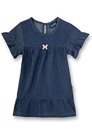 Sanetta Baby-Mädchen Webstoff Kleid
