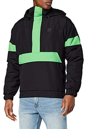 Urban classics Herren Windbreaker 3-Tone Mix Pull Over Jacket Jacke