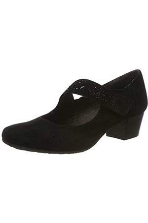 Jana 100% comfort Damen 8-8-24303-23 Slipper, (Black 001)