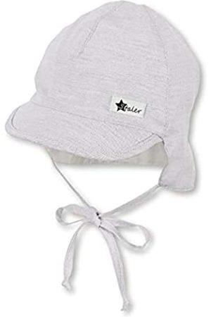 Sterntaler Baby-Jungen Schirmmütze Bindebändern und Schutz für den Nacken Mütze