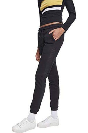 Urban classics Damen Ladies Tech Mesh Side Stripe Sweatpants Hose