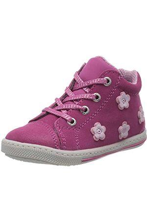 Lurchi Baby Mädchen BEBA Sneaker, (Pink 23)