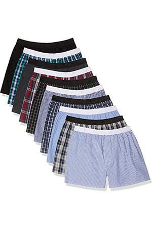 CityLife City Life Elastic Boxershorts, Mehrfarbig Band Ww-10-1), Medium (Herstellergröße: M)