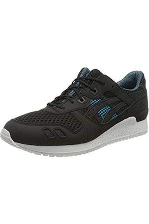 Asics Unisex-Erwachsene Gel-Lyte III DN6L0-9090 Sneaker, Mehrfarbig (Black 001)