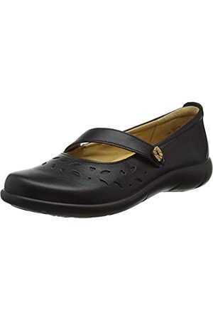 Hotter Peace, Damen Mary Jane Halbschuhe, (Black 001)