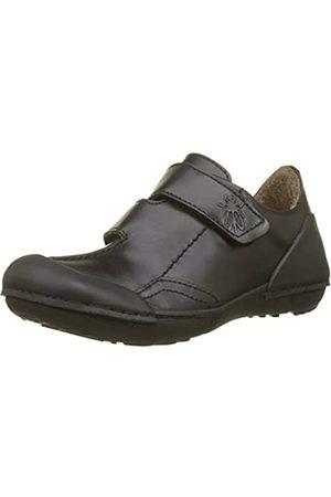 Fly London Unisex-Kinder Fizz K Sneaker, (Black 006)