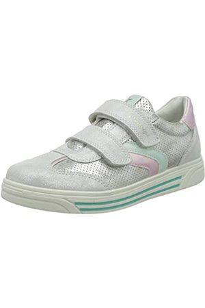 Primigi Mädchen Scarpa Bambina Sneaker, (Argento/Argento 5377011)