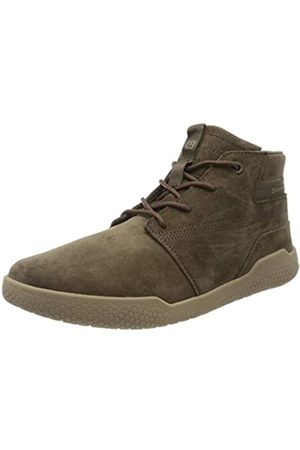 Caterpillar Herren Hex Mid Hohe Sneaker, (Muddy Mud Brown)