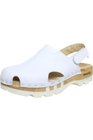 Woody London Herren Clogs, (Sport Nappa )