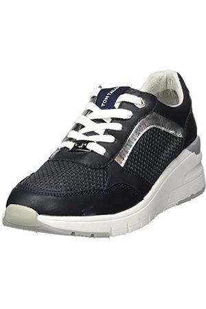 TOM TAILOR Damen 8094203 Sneaker, (Navy 00003)