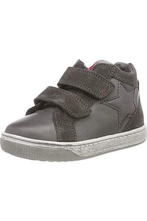 Naturino Jungen Clay Star VL Sneaker, (Antracite 0B01)