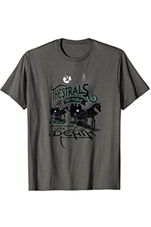 Wizarding World Harry Potter Thestrals Visible to Those Who Have Seen Death T-Shirt