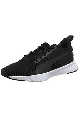 Puma Unisex-Kinder Flyer Runner Jr Sneaker, Black White