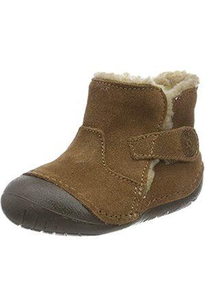 Primigi Baby Jungen PLE 44001 Stiefel, (Cuoio 4400111)