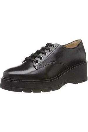 unisa Damen Gondola_NE Oxfords, (Black Black)