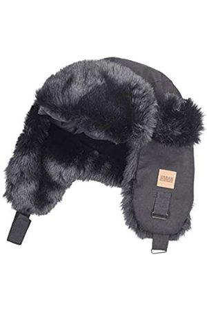 Urban classics Herren New Trapper Hat Strickmütze