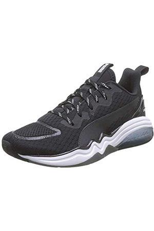 Puma Unisex-Kinder LQDCELL Tension Jr Sneaker, Black White 01