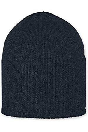 Sterntaler Strickmütze für Mädchen und Jungen, Alter: 2 Monate, Größe: 37, Farbe: Marine