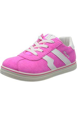 Primigi Baby Mädchen Scarpa PRIMI PASSI Bambina Sneaker, Pink (Pink/Fuxia Fluo 5358800)