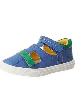 Mod8 Jungen Paulo T-Spangen Sandalen, (Bleu 5)