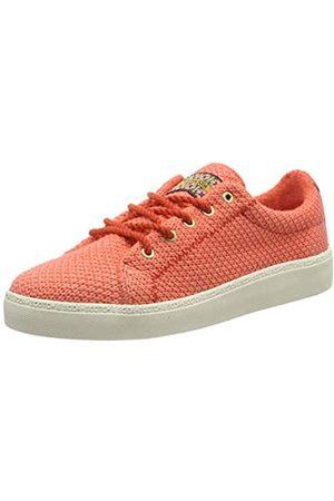 SCOTCH & SODA FOOTWEAR Damen Laurite Sneaker, (Coral Red S51)