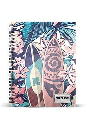 PRO-DG DIN A5 Notebook Samoa Handtaschenhalter