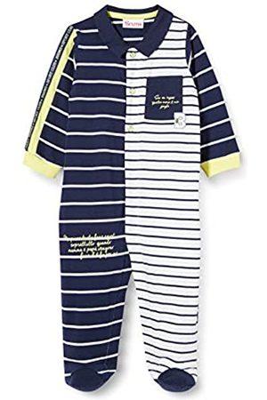 Brums Baby-Jungen Tutina Jersey T.filo Ap.davanti Strampler