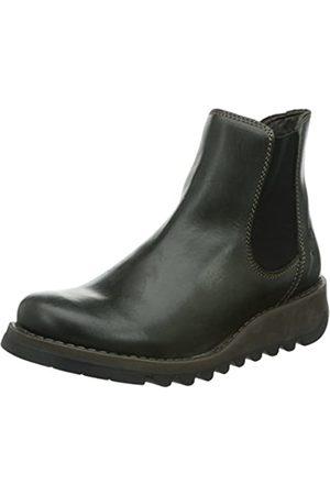 Fly London Salv Rug, Damen Chelsea boots, (Diesel)