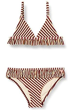 Scotch&Soda R´Belle Mädchen Triangle Bikini with Ruffles Bikinislip