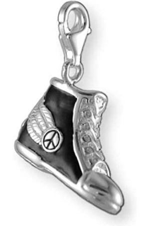 Melina Damen-Charm Anhänger Schuh 925 Sterling Silber 1801353